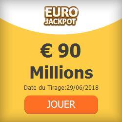eurojackpot prochain tirage